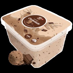 Flødeis Chokolade