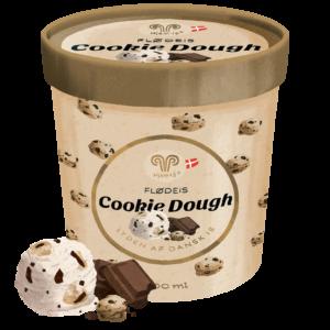 Cookie Dough Flødeis