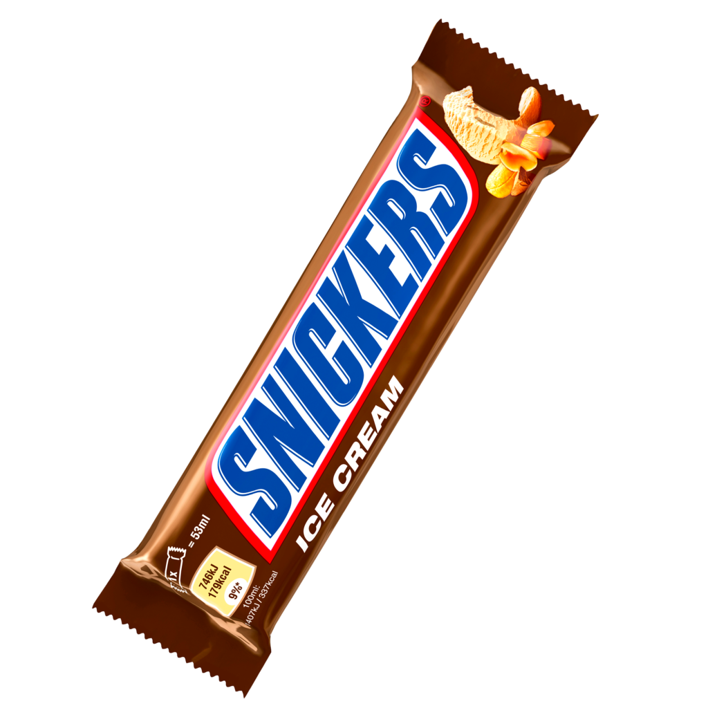 Snickers Ice Bar
