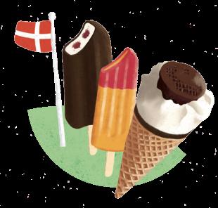 Vi producerer dansk