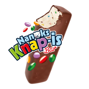 Nanoks Knap-is bar