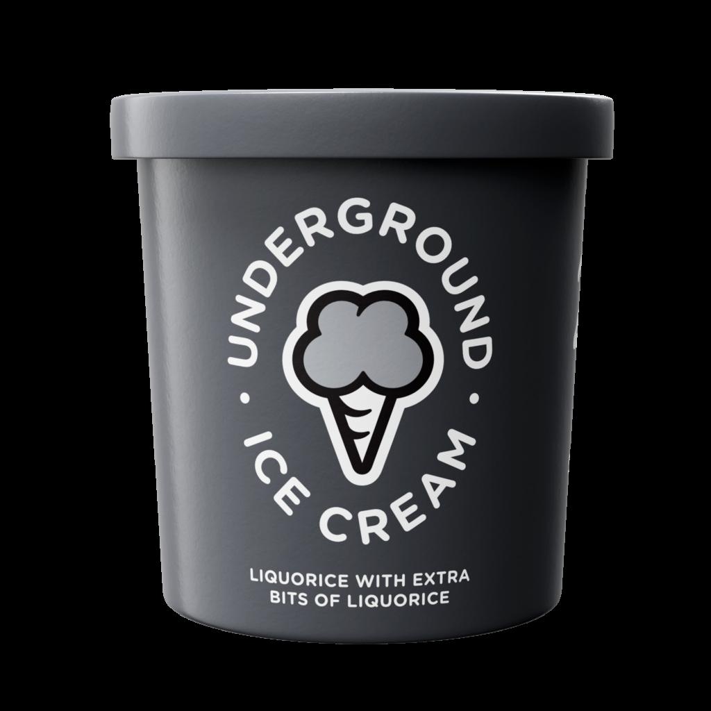 Underground Liquorice with Extra Bits of Liquorice